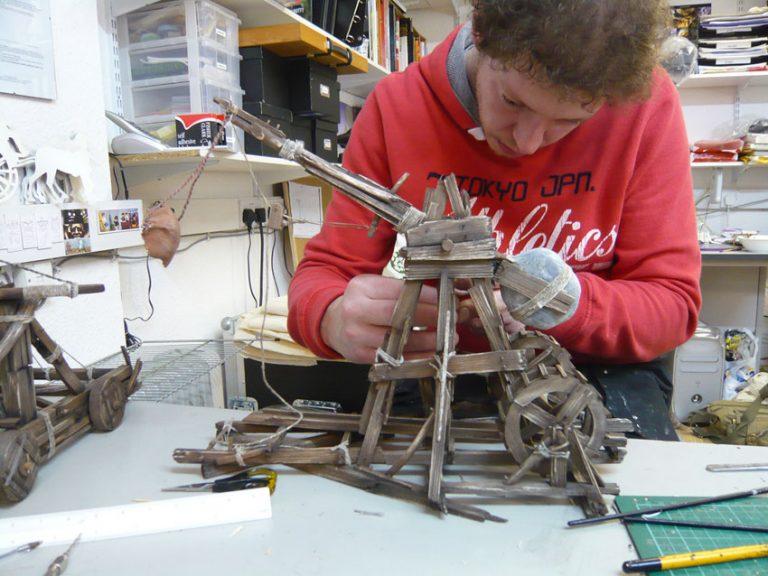 Building Narnia In Miniature – Part 2