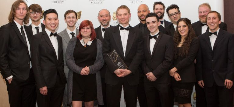Second Royal Television Society Win