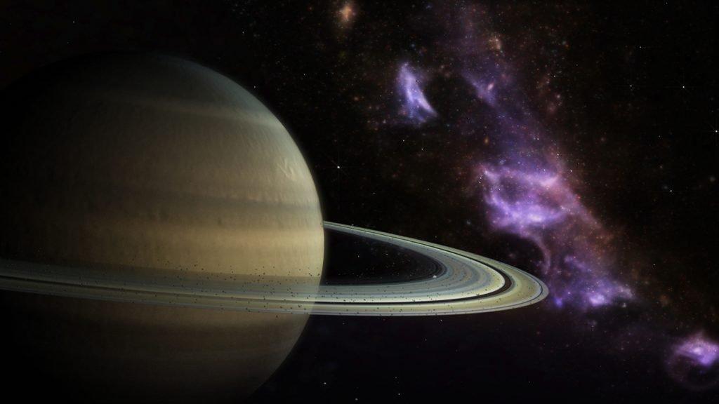 The Sky At Night - CGI Animation
