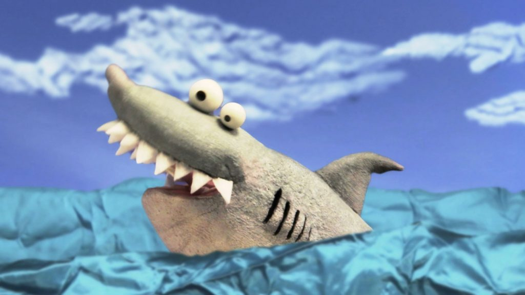 A Shark Who Swallowed The Sea - CiTV - Puppetry