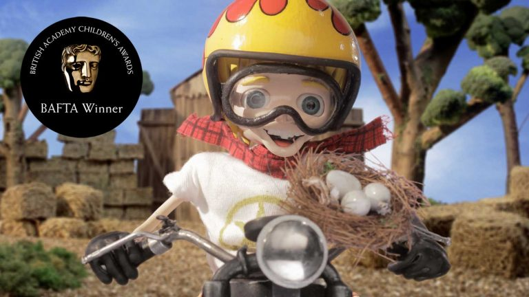 3rd BAFTA win for 'My Motorbike'