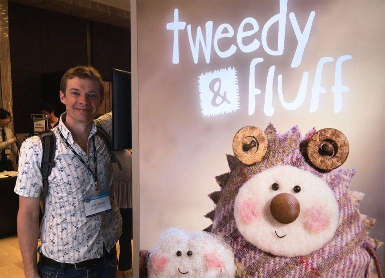 International Win for 'Tweedy & Fluff'