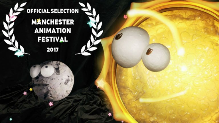 Manchester Animation Festival selects 'The Race in the Sky'