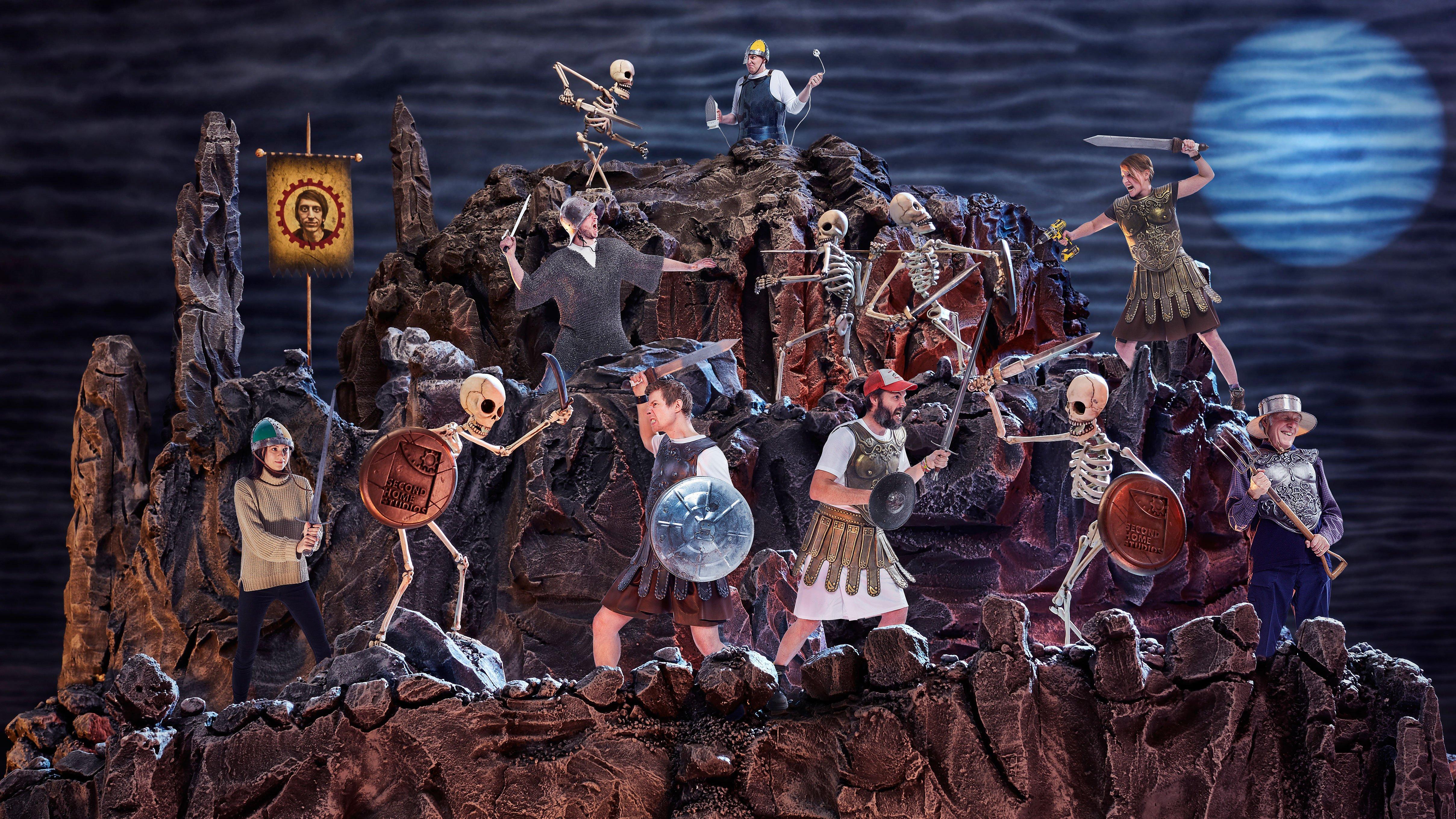 Our Halloween Homage to Harryhausen