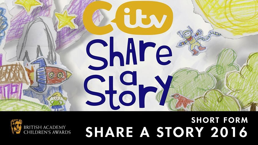 Citv Share a Story 2016 Poster