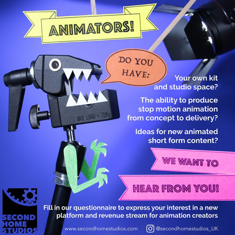 Animators Wanted!