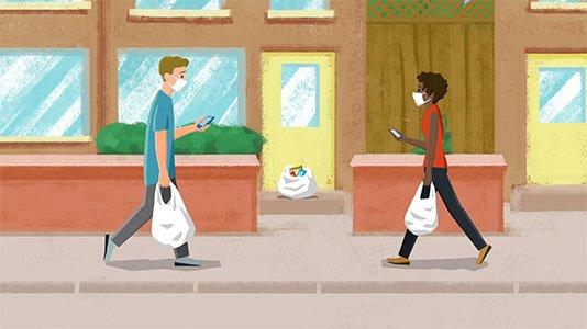 2D Animation - Help My Street