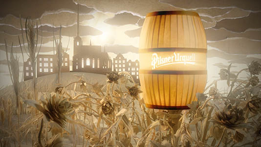 Commercials - Pilsner Urquell