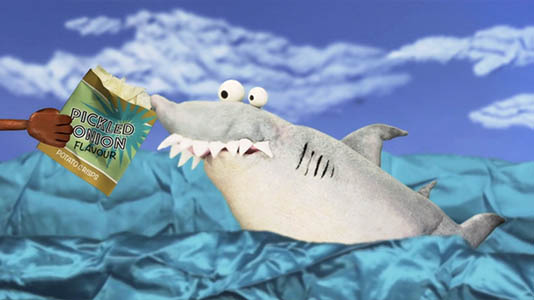 Puppetry - The Shark Who Swallowed The Sea