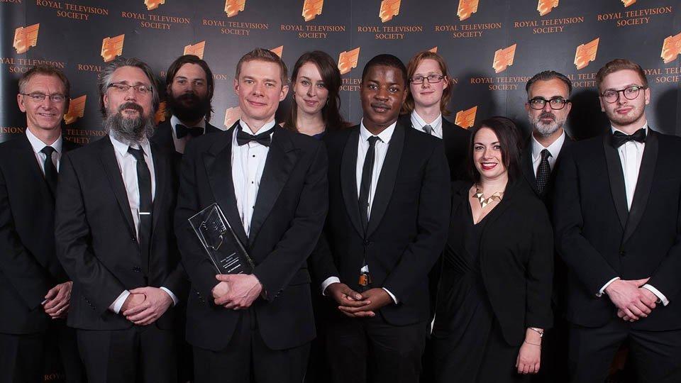 Animation Awards - Royal Television Society