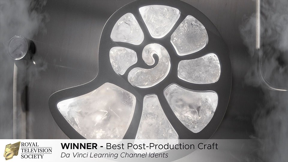 Royal Television Society Award For Best Post Production Craft - Ice