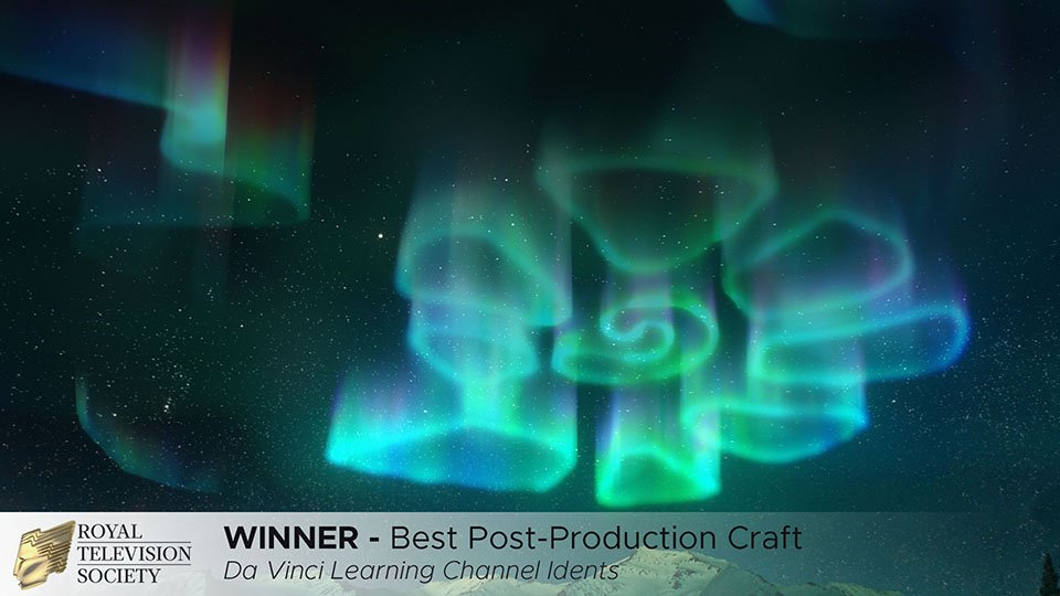 Royal Television Society Award For Best Post Production Craft - Northern Lights