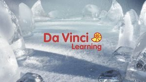 Da Vinci Learning - Ice Ident with melting ice time lapse