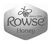 Rowse Honey Logo - Grey