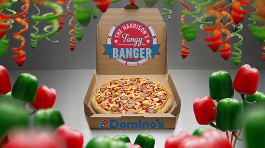 Commercials - Dominos Pizza