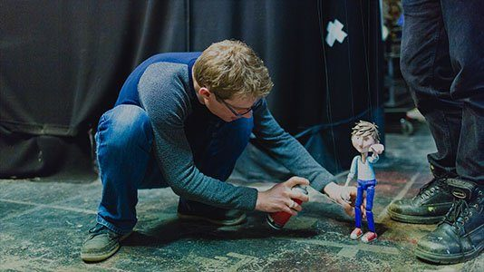 Model Making - Puppet
