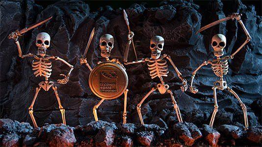 Model Making - Skeletons